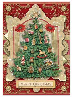Luxe Tree Christmas Cards