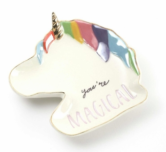 Magical Unicorn Trinket Tray