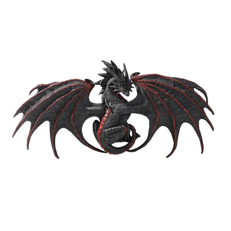 Malice Dragon Wall Plaque By Ruth Thompson Dragon Gifts