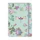 Mint Jacobean Dragonfly Soft Cover Journal