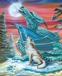 Moon Song Jigsaw Puzzle
