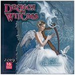 Nene Thomas 2019 Dragon Witch Calendar