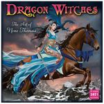 Nene Thomas 2021 Dragon Witch Calendar