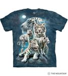 Night Tiger Collage T-Shirt