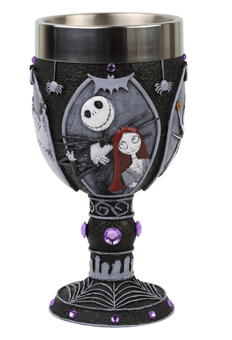 Nightmare Before Christmas Goblet