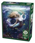 Onde Mermaid Jigsaw Puzzle (1000 Pcs)