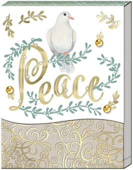 Peaceful Dove Pocket Note Pad
