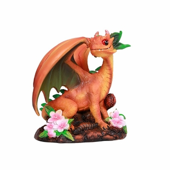 Peach Dragon