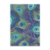 Peacock Feather Decorative Pouch Note Cards
