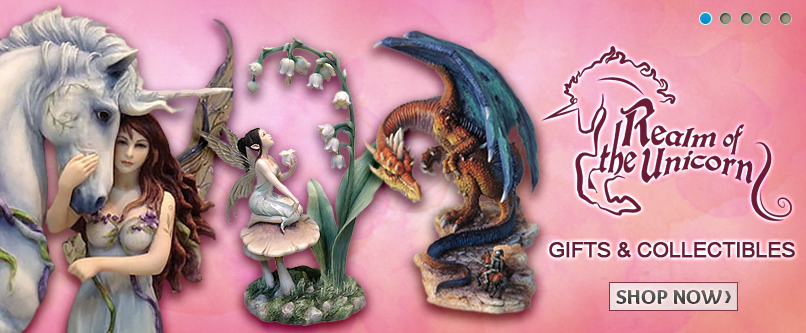 Realm of the Unicorn Statues & Figurines