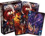 Ruth Thompson Dragons Playing Cards