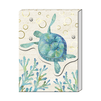 Sea Turtle Pocket Note Pad