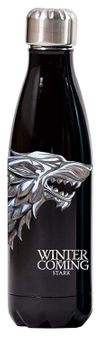 Game of Thrones Stark Stainless Steel Insulated Water Bottle