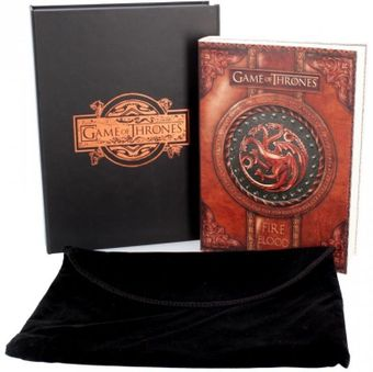 Fire and Blood Targaryen Journal Game of Thrones