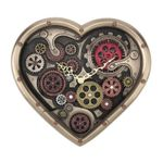 Time of Love Wall Clock