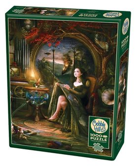 Trapped Jigsaw Puzzle (1000 pcs)