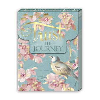 Trust the Journey Pocket Note Pad