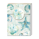 Watercolor Shells Pocket Note Pad
