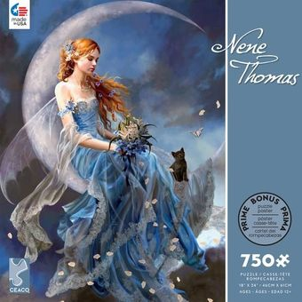 Nene Thomas Puzzle: Windmoon (750 pcs)