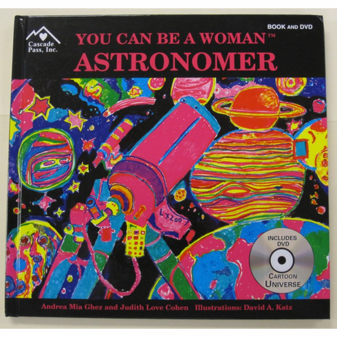 Book & DVD - You Can Be A Woman Astronomer