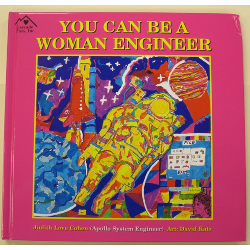 Book - You Can Be A Woman Engineer
