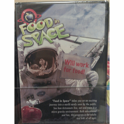 Food In Space DVD