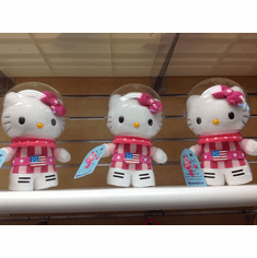 Hello Kitty Astronaut Plush