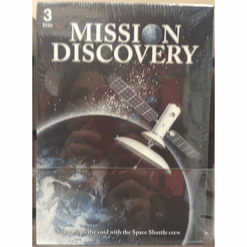 Mission Discovery DVD