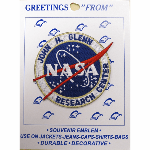 NASA Glenn Research Center Patch