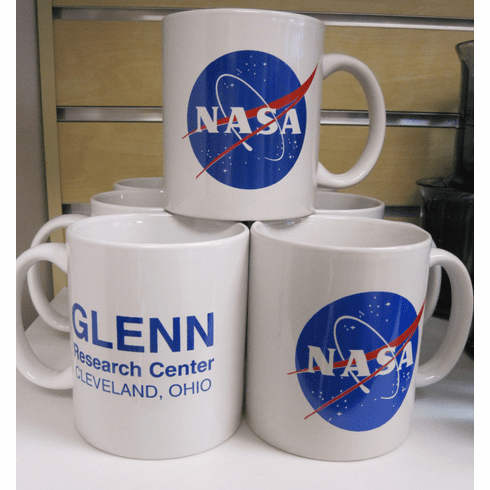 NASA GRC Mug - Ceramic