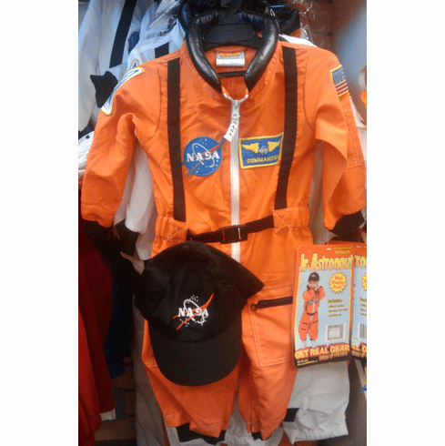 Size 18 Months Space Suit with Hat