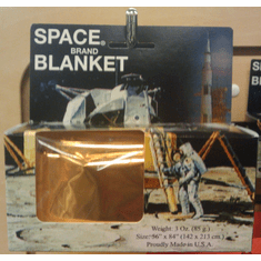 Space Brand Blanket