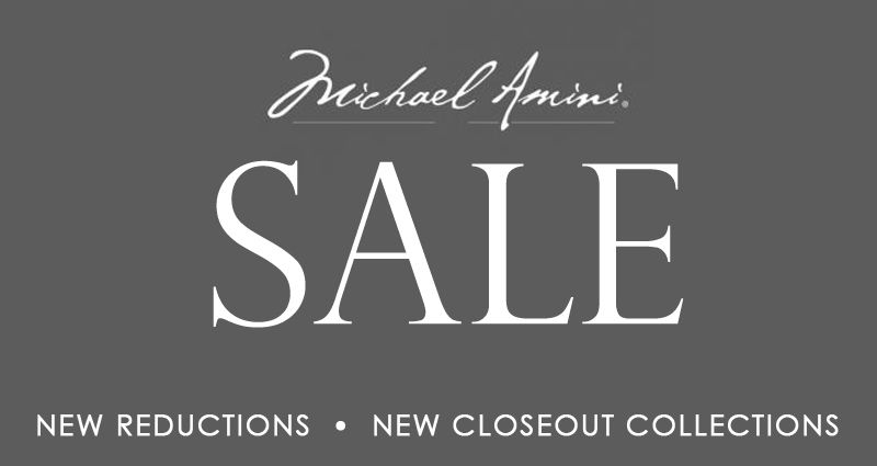 Bedding sale, Michael Amini Comforter Sets