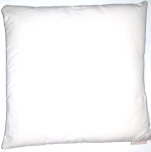 "KPK26 Kapok filled pillow insert:26"" x 26"""