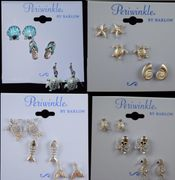 Earrings- Set of 3