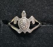 Ring- Small Turtle