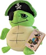 Stuffed Turtle Pirate