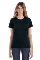 Anvil 880 Ladies Lightweight Crew Neck Tee