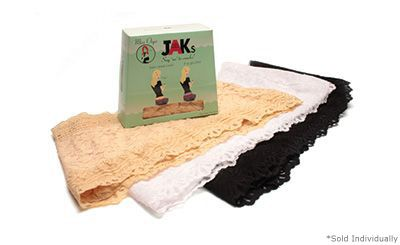 JAKS Tee Enhancers: No more butt crack & muffin tops!