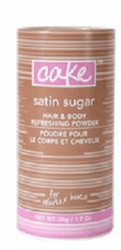 Satin Sugar Hair Powder (Darker Hues)