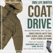 DMV Winter Coat and Sock Drive