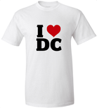 I Love DC Shirt