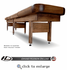 12' Grand Hudson Deluxe - DEMO with Custom Stain Options!
