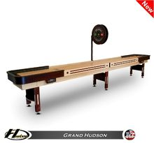 9' Grand Hudson - DEMO with Espresso and Natural Finishes - Made in the USA!
