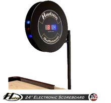"Hudson 24"" Wood Scoreboard with LED buttons"