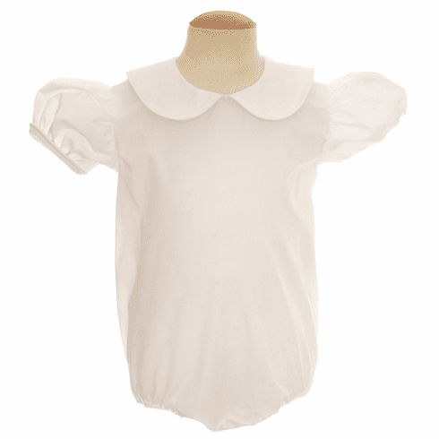 Funtasia Too Girls Infant /& Toddler White Piped Blouse