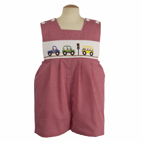 Remember Nguyen Traffic Light Shortall-Red.