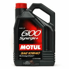 6100 Synergie+ 10W40 - VW 502.00 - 505.00 - MB 229.3 1.3 Gallon