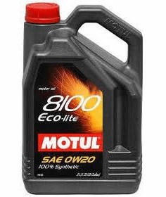 8100 0W20 ECO-LITE - 1.3 Gallon