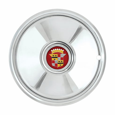 Cadillac Sombrero-Style 16 inch wheels only - Hubcap Set of 4